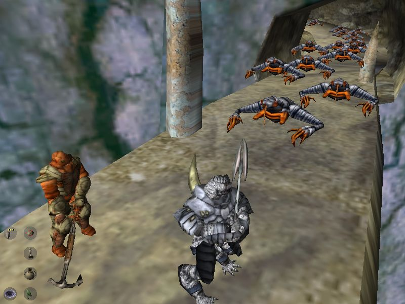 Darkfall Online Cheats - Bug Out Matayin Sea Creatures